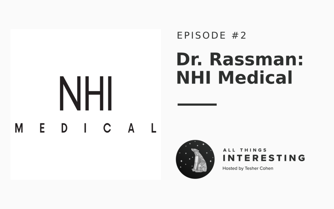 Episode 2: Dr. William Rassman
