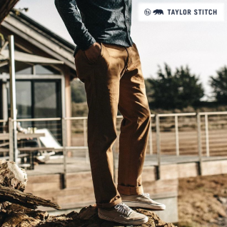 Taylor Stitch: The Democratic Chino Reviewed
